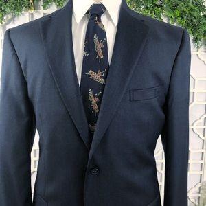 Jos A Bank Wool Sport Coat Blazer